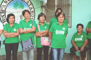 Barangay Health Worker, Philippines