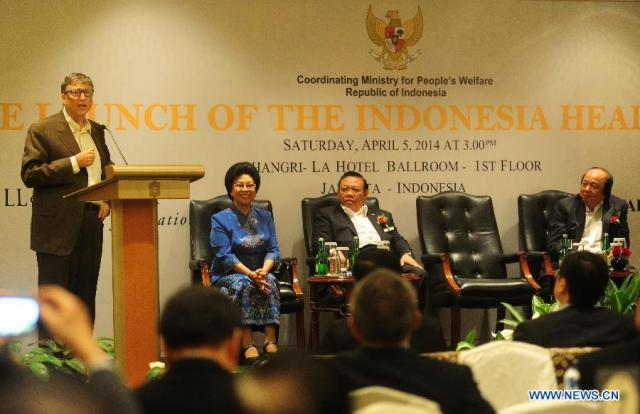Indonesia Health Fund launch