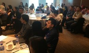 SocialMarketing seminar 20Jan16